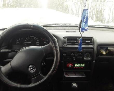 Красный Опель Вектра А, объемом двигателя 2 л и пробегом 100 тыс. км за 1650 $, фото 1 на Automoto.ua