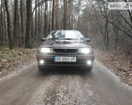 Красный Опель Вектра А, объемом двигателя 1.6 л и пробегом 397 тыс. км за 3100 $, фото 1 на Automoto.ua
