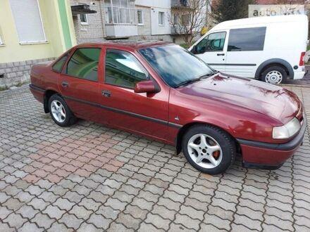 Красный Опель Вектра А, объемом двигателя 1.6 л и пробегом 480 тыс. км за 2450 $, фото 1 на Automoto.ua