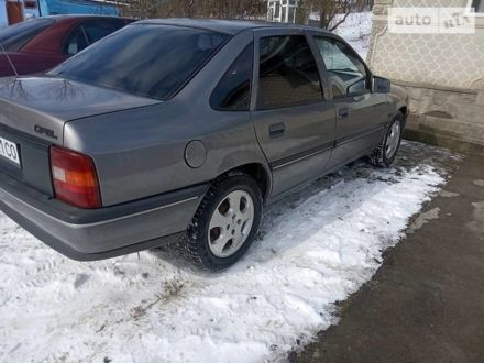 Серый Опель Вектра А, объемом двигателя 1.6 л и пробегом 370 тыс. км за 2450 $, фото 1 на Automoto.ua