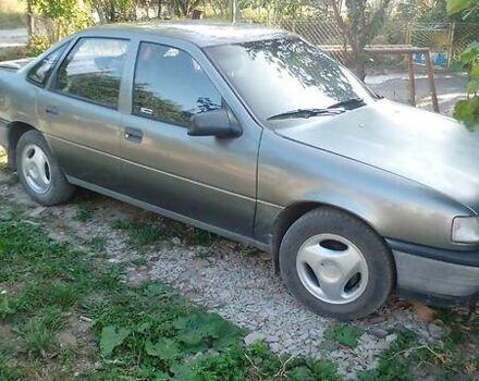 Серый Опель Вектра А, объемом двигателя 1.6 л и пробегом 256 тыс. км за 2600 $, фото 1 на Automoto.ua
