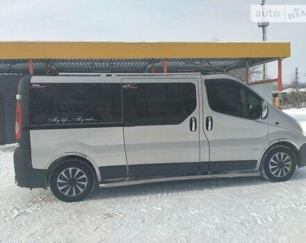 Сірий Опель Віваро пас., об'ємом двигуна 2 л та пробігом 305 тис. км за 11500 $, фото 1 на Automoto.ua