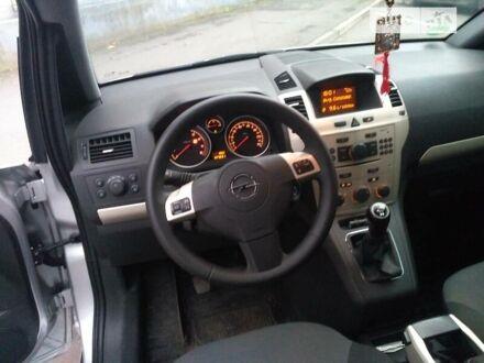 Серый Опель Зафира, объемом двигателя 1.8 л и пробегом 147 тыс. км за 8350 $, фото 1 на Automoto.ua