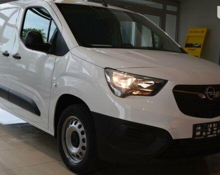 купить новое авто Опель Combo Cargo 2021 года от официального дилера Автоцентр ЛИГА Опель фото