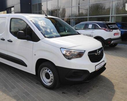 купити нове авто Опель Combo Cargo 2021 року від офіційного дилера «ОПЕЛЬ НА ГАГАРИНА» Опель фото