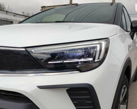 купить новое авто Опель Crossland X 2021 года от официального дилера Днепропетровск-Авто Опель фото