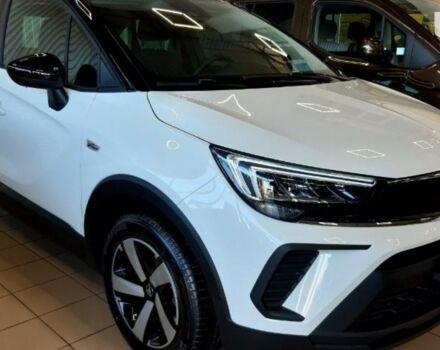купить новое авто Опель Crossland X 2021 года от официального дилера Авто-Шанс Опель фото