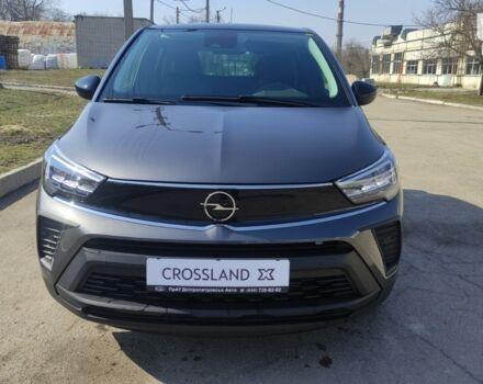 купити нове авто Опель Crossland X 2021 року від офіційного дилера Днепропетровск-Авто Опель фото