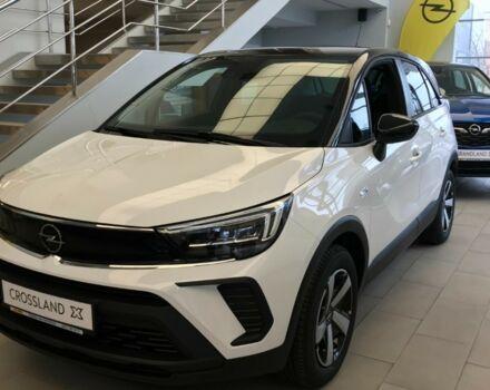 купить новое авто Опель Crossland X 2021 года от официального дилера «ОПЕЛЬ НА ГАГАРИНА» Опель фото