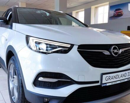 купити нове авто Опель Grandland X 2021 року від офіційного дилера АДИС Опель фото