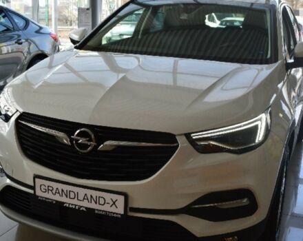 купить новое авто Опель Grandland X 2021 года от официального дилера Автоцентр ЛИГА Опель фото