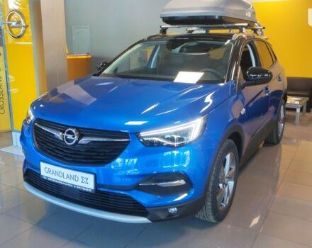 купити нове авто Опель Grandland X 2021 року від офіційного дилера Днепропетровск-Авто Опель фото