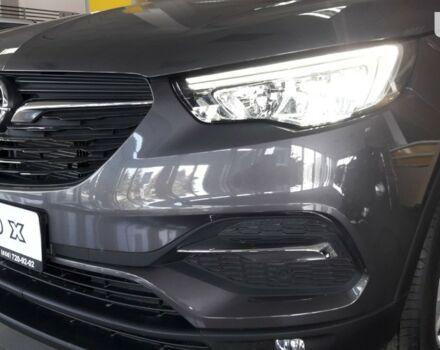 купить новое авто Опель Grandland X 2021 года от официального дилера Днепропетровск-Авто Опель фото