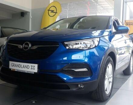 купити нове авто Опель Grandland X 2021 року від офіційного дилера «ОПЕЛЬ НА ГАГАРИНА» Опель фото