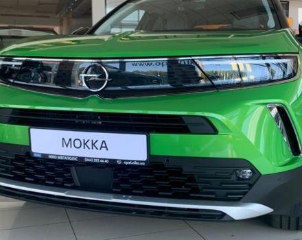 купити нове авто Опель Mokka 2021 року від офіційного дилера Автомобильный Мегаполис НИКО Опель фото