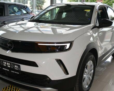 купити нове авто Опель Mokka 2021 року від офіційного дилера Автоцентр ЛИГА Опель фото