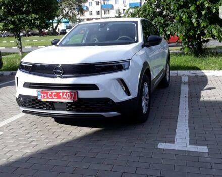 купити нове авто Опель Mokka 2021 року від офіційного дилера «ОПЕЛЬ НА ГАГАРИНА» Опель фото