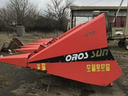 Орос 870, объемом двигателя 0 л и пробегом 200 тыс. км за 10000 $, фото 1 на Automoto.ua