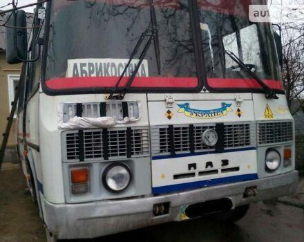 Белый ПАЗ 32054, объемом двигателя 0 л и пробегом 100 тыс. км за 3000 $, фото 1 на Automoto.ua