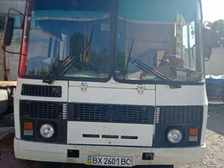 Белый ПАЗ 32054, объемом двигателя 4 л и пробегом 3 тыс. км за 2200 $, фото 1 на Automoto.ua