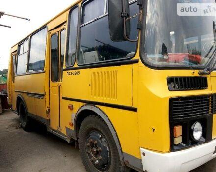 ПАЗ 32054, объемом двигателя 0 л и пробегом 20 тыс. км за 8200 $, фото 1 на Automoto.ua