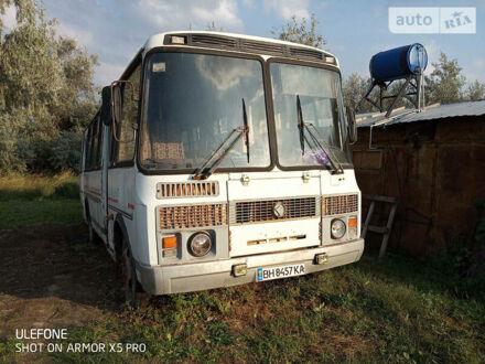 Белый ПАЗ 4234, объемом двигателя 4 л и пробегом 50 тыс. км за 5500 $, фото 1 на Automoto.ua