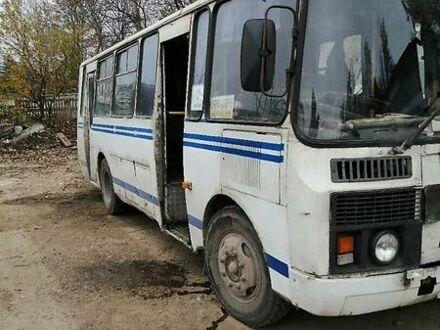 Білий ПАЗ 4234, об'ємом двигуна 4 л та пробігом 1 тис. км за 5300 $, фото 1 на Automoto.ua