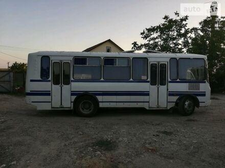 Белый ПАЗ 4234, объемом двигателя 6 л и пробегом 100 тыс. км за 9500 $, фото 1 на Automoto.ua
