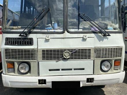 Белый ПАЗ 4234, объемом двигателя 4.8 л и пробегом 230 тыс. км за 5500 $, фото 1 на Automoto.ua