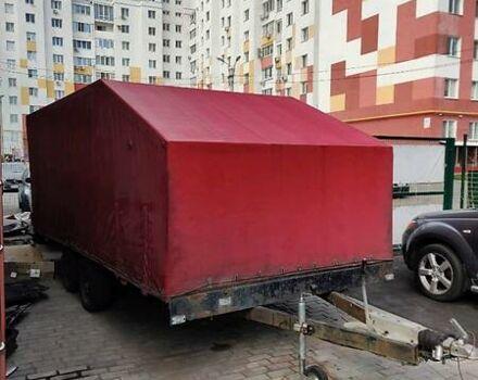 Красный ПГМФ 8904, объемом двигателя 0 л и пробегом 5 тыс. км за 2500 $, фото 1 на Automoto.ua