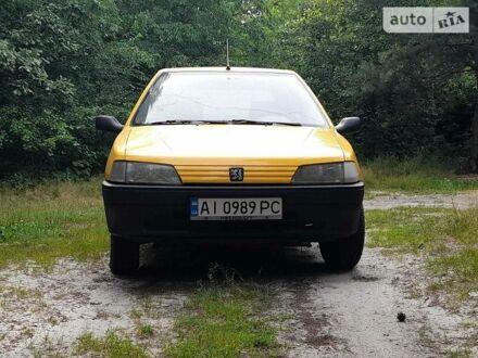 Жовтий Пежо 106, об'ємом двигуна 1.1 л та пробігом 333 тис. км за 2830 $, фото 1 на Automoto.ua