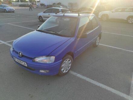 Синій Пежо 106, об'ємом двигуна 0.1 л та пробігом 1 тис. км за 2000 $, фото 1 на Automoto.ua
