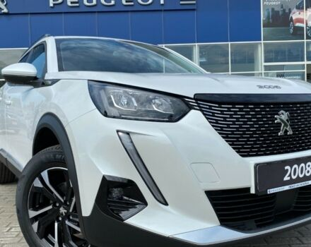 купити нове авто Пежо 2008 2021 року від офіційного дилера «Пежо, Ситроен на Гагарина» Пежо фото