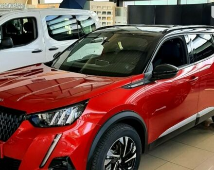 купити нове авто Пежо 2008 2021 року від офіційного дилера Автомир Пежо фото