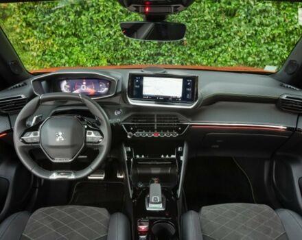 купити нове авто Пежо 2008 2021 року від офіційного дилера БРИСТОЛЬ-АВТО Пежо фото