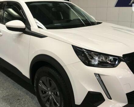купити нове авто Пежо 2008 2021 року від офіційного дилера Автоцентр Peugeot Пежо фото