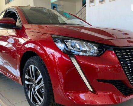 купити нове авто Пежо 208 2021 року від офіційного дилера «Пежо, Ситроен на Гагарина» Пежо фото