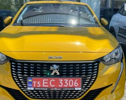 купити нове авто Пежо 208 2021 року від офіційного дилера Автомир Пежо фото