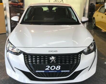купити нове авто Пежо 208 2021 року від офіційного дилера Автоцентр Peugeot Пежо фото