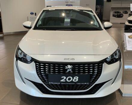 купити нове авто Пежо 208 2021 року від офіційного дилера «ЛИОН АВТО» Пежо фото