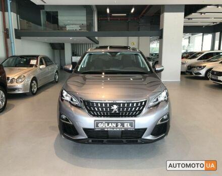 купити нове авто Пежо 3008 2020 року від офіційного дилера Авто Граф Ф Peugeot Пежо фото