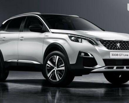 купити нове авто Пежо 3008 2020 року від офіційного дилера БРИСТОЛЬ-АВТО Пежо фото