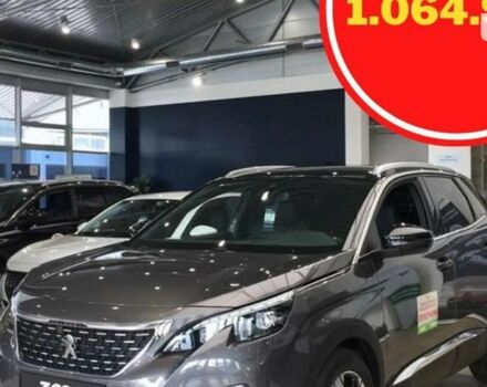 купить новое авто Пежо 3008 2020 года от официального дилера Автоцентр Херсон «Ампир» Пежо фото