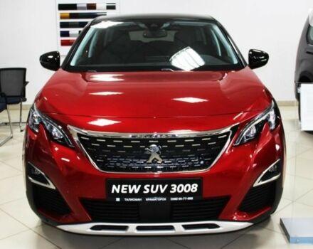купити нове авто Пежо 3008 2020 року від офіційного дилера Автоцентр Талисман Краматорск Пежо фото