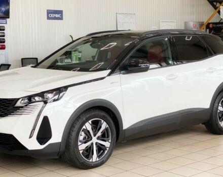 купить новое авто Пежо 3008 2020 года от официального дилера Авто-Шанс Пежо фото