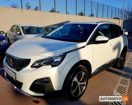 купить новое авто Пежо 3008 2020 года от официального дилера Авто Граф Ф Peugeot Пежо фото