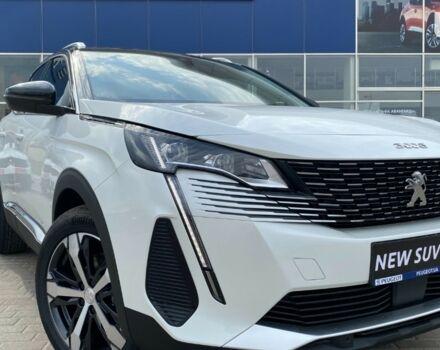 купити нове авто Пежо 3008 2021 року від офіційного дилера «Пежо, Ситроен на Гагарина» Пежо фото