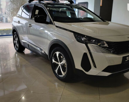 купить новое авто Пежо 3008 2021 года от официального дилера Ньютон Авто Місто Пежо фото