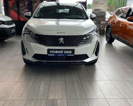 """купити нове авто Пежо 3008 2021 року від офіційного дилера PEUGEOT - ЦЕНТР """"АВТОВІНН"""" Пежо фото"""