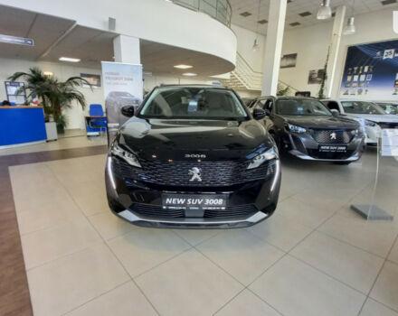 купити нове авто Пежо 3008 2021 року від офіційного дилера Илта Пежо фото